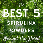 Best 5 Spirulina Powders