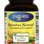 Earthwise Spirulina Natural