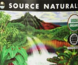 Source Naturals Spirulina Review