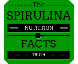 Spirulina Nutrition Facts