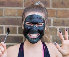 spirulna facemask at madeleineshaw.com