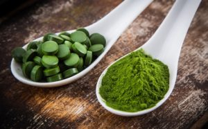 spirulina tablets for weight loss